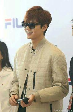 Lee Min Ho for Anna Sui Fila Event (Xiamen,China 02.15.14)