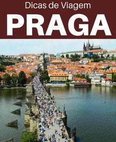 Dicas de viagem para Praga: veja informações úteis para facilitar sua viagem para conhecer uma das capitais mais charmosas da Europa.