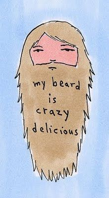 marc johns always makes me smile I Love Beards, Beard Love, Bearded Lady, Bearded Men, I Smile, Make Me Smile, Smile Pics, Marc Johns, Beard Humor
