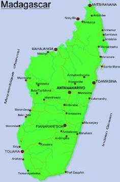My Madagascar Itinerary