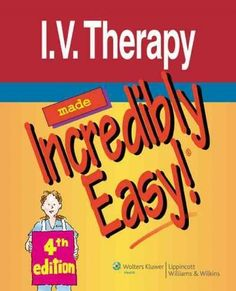 Free medical books ecg interpretation made incredibly easy 5th iv therapy made incredibly easy fandeluxe Image collections