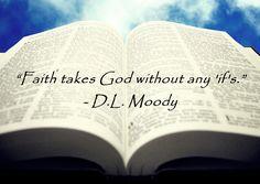 D L Moody