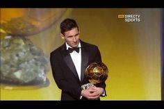 Messi logró su 5to Balón de Oro