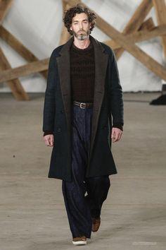 Billy Reid FW16.  menswear mnswr mens style mens fashion fashion style runway billyreid