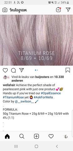 Pastel Pink Hair, Hair Color Pink, Lilac Hair, Hair Color And Cut, Hair Cutting Techniques, Hair Color Techniques, Silver Lavender Hair, Color Correction Hair, Hair Color Formulas