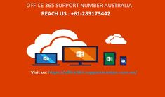 Contact us on Office 365 Support Number Australia for instant help. Users can ask any query related to MS office. Office 365, Microsoft Office, Ms, Numbers, Australia