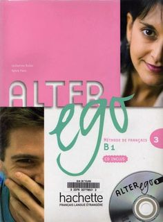 Alter Ego Methode de Francais [With CD (Audio)] (French Edition): Brand New. Alter Ego, Used Books, Books To Read, Reading Books, French Learning Books, Cd Audio, Learn French, Alters, Free Ebooks