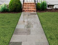 Add a Bluestone Walkway