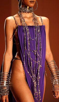Jean Paul Gaultier - Haute Couture Spring 2013 ♥✤