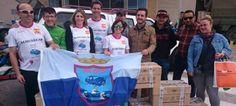 Destacada participación sexitana en 'La Africana' de Melilla