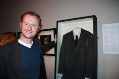 My favourite Londoner : Mark Gatiss on John Foxx Mycroft Holmes, Mark Gatiss, Good People, The Man, Actors, Awesome, Men, Fashion, Moda