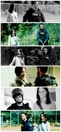 Jake and Katie #containment #jatie tumblr