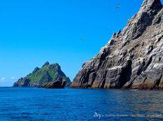 Stunning Skellig Islands