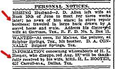 dallas-morning-news-newspaper-0912-1907-missing-husband-ads