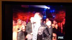 Scotty McCreery winning 2013 breakthrough artist ACAs