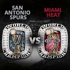 2013 NBA Finals - Heat v Spurs
