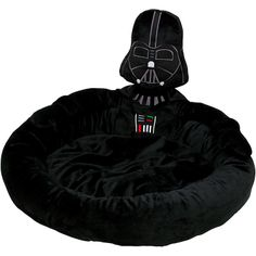 STAR WARS Darth Vader Pet Bed...although I am sure it would end up being used as a gaming seat.
