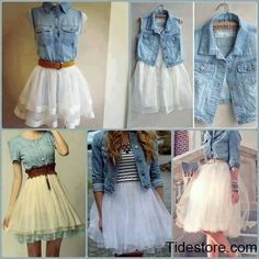 Denim And Diamond Outfit Ideas Picture denim and diamonds gala outfit inspiration denim party Denim And Diamond Outfit Ideas. Here is Denim And Diamond Outfit Ideas Picture for you. Denim And Diamond Outfit Ideas denim birthday outfit overall t. Diamonds And Denim Party, Dance Outfits, Cute Outfits, Skirt Tumblr, Casual Chique, Country Dresses, Denim And Lace, Denim Outfit, Elegant
