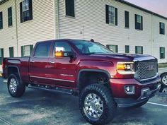 4x4 Trucks, Lifted Trucks, Cool Trucks, Gmc Denali Truck, Gmc 4x4, Badass, Atv, Trucks, Truck Lift Kits