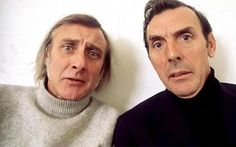Andrew Martin: Spike Milligan, Harry Secombe, Eric Sykes and the rest all experienced war. That made their comedy different to today's Comedy Actors, Comedy Show, Actors & Actresses, Comedy Comedy, Comedy Quotes, British Comedy, British Actors, American Actors, Eric Sykes