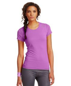 new style 83db1 7383b Under Armour Women s HeatGear Sonic Short Sleeve Running Shorts, Under  Armour Women, Types Of