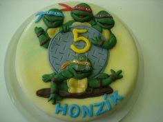 Dort želvy Ninja | Fotogalerie | Sladký MÉĎA - cukrárna trošku jinak Birthday Cake, Food, Birthday Cakes, Essen, Meals, Yemek, Cake Birthday, Eten