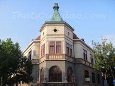 Societas Verbi Divini (SVD) 斯泰尔修会圣言会会馆旧址 – Qingdao Old Town