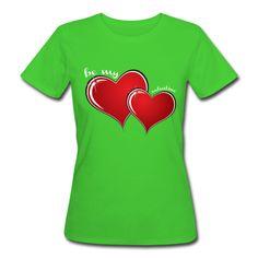 Valentinstag · 2 Herzen · Druck: zentriert »|« · Verschiedene Farben · Verschiedene Artikel