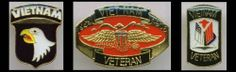 V MIA Viet Nam Veteran Missing In Action Military Vietnam Vet Hat Vest Lapel Pin Set Army Navy Air Force Marine Proud American Veteran Set of 3 pins by VCV. $4.99. The set above is our MIA-Vietnam veteran set. The pins are also sold separately. Check out our home page for the entire selection of pins. These are standard size hat pins. They are about the size of a penny. These are a great gift idea, or a stocking stuffer.