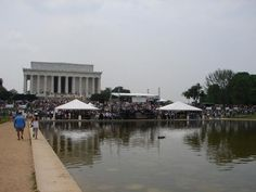 Rolling Thunder Photos: A DC Parade of Motorcycles: Lincoln Memorial Stage Area