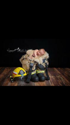Newborn photography firefighter Firefighter, Newborn Photography, Movie Posters, Movies, Art, Art Background, Films, Film Poster, Kunst