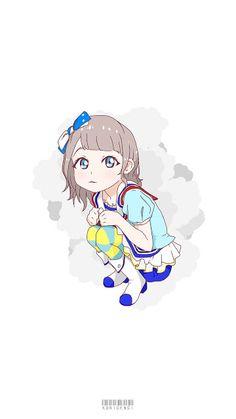 Watanabe You - Love Live Wallpaper