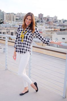 Chic of the Week: Veronica's Gorgeous Gingham