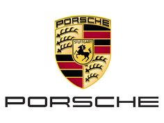 The Porsche shield logo was based on the coat of arms of the Free People's State of Württemberg of former Weimar Germany, which had Stuttgart as its Ferdinand Porsche, Porsche Logo, Porsche Cars, Bmw Logo, Porsche Build, Pagani Huayra, Luxury Car Logos, Luxury Cars, Logo Google