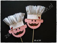 de Franse bakkers! Koks