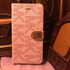 S6 luxury case wallet pink New Accessories Phone Cases