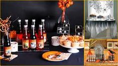 Halloween Dessert Table Inspiration  Trick Or Treat