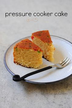 pressure cooker cake-how to make cake in a pressure cooker (no oven cake recipe)/ The tutty fruity can be bought in Indian grocery stores. Not sure what I would sub for it. Candied fruit like in fruit cake? Maybe just plain out chocolate chips or nuts or sprinkles.