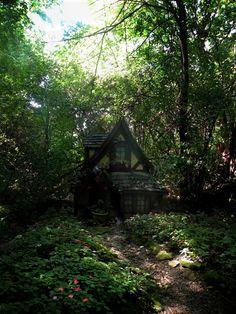 cottage in the woods | Cottage in the Woods by bellefoto on DeviantArt