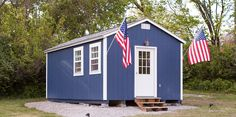 A City Builds a Whole Village for Homeless American Veterans