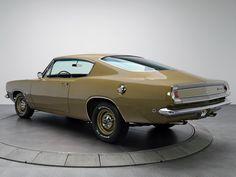 1968 Plymouth Barracuda | 1968 Plymouth Barracuda Formula S Fastback (BH29) muscle classic cuda ...