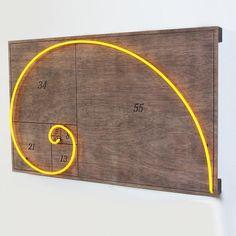 Golden ratio, Artist: Jeroen Gordijn Year: 2017