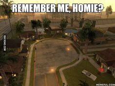 The Original Grove Street from GTA San Andreas PS 2 and X-Box and PC and now on Mobil devices Grand Theft Auto Games, Grand Theft Auto Series, Gta San Andreas, Groves Street, Rockstar Games, Never Grow Up, Gta 5, Best Memories, Best Funny Pictures