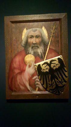 Maestro Teodorico. San Carlomagno