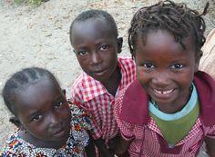 Children, Ginak Gambia