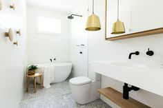 I know, I got carried away when I was looking for freestanding bath tub ideas… I found 16 of them I had to share!  To tell you the truth, there were a lot more, but some were so over...