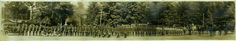 https://flic.kr/p/tp1htc   Tuxedo Park, New York, Panorama circa 1920s, 6 of 6   Tuxedo Park, New York Fire Department circa 1920s.   Fourth of July panoramic photo.  Has Police Department, Band, Fire Department, Boy Scouts, and the Tuxedo Park Ambulance that could also be used as a Hurst.  Left to right you can see a 1920s car, a horse drawn steam fire engine pumper, Tuxedo Hose Company No. 2, Ladder Company, Tuxedo Hose Company No. 1?, two small horse drawn wagons and then the Tuxedo Park…