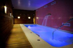 Uno de los principales encantos de nuestro Hotel, es el CIRCUITO DE SPA PRIVADO, donde el cliente puede relajarse utilizando en exclusiva, sin compartir con nadie más, todas las instalaciones del Spa.