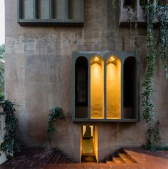 Image 10 of 11 from gallery of See Ricardo Bofill's Converted Cement Factory Studio Through The Lens Of Marc Goodwin. Photograph by Marc Goodwin Facade Design, 3d Design, House Design, Ricardo Bofill, Industrial Park, Urban Planning, Brutalist, Art Of Living, Cement