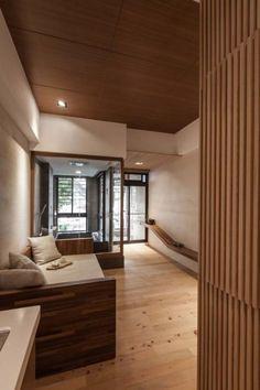 ตัวอย่างแบบบ้านชั้นเดียวโมเดิร์นสไตล์ญี่ปุ่น